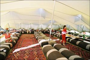 aladdin tents