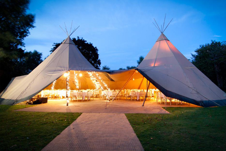 Bedouin Stretch Tent Hire Cape Town & Stretch Tents for Hire in Cape Town | Call 021 300 3641 |